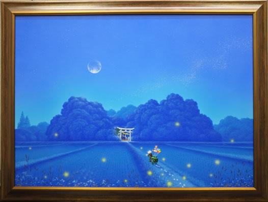 『鎮守氷川神社の原風景の輝き』